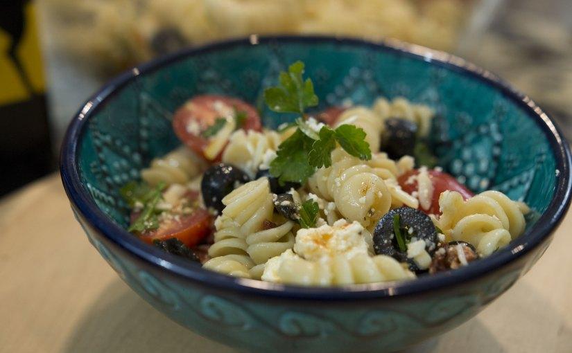 Mediterrenean Pasta Salad