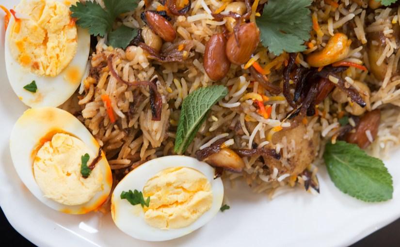 Mutton BIRIYANI recipe- Lamb BIRIYANI – Easy meat recipe