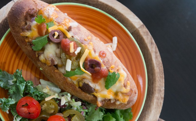 TACO Boats – MEXICAN style stuffed SUBS