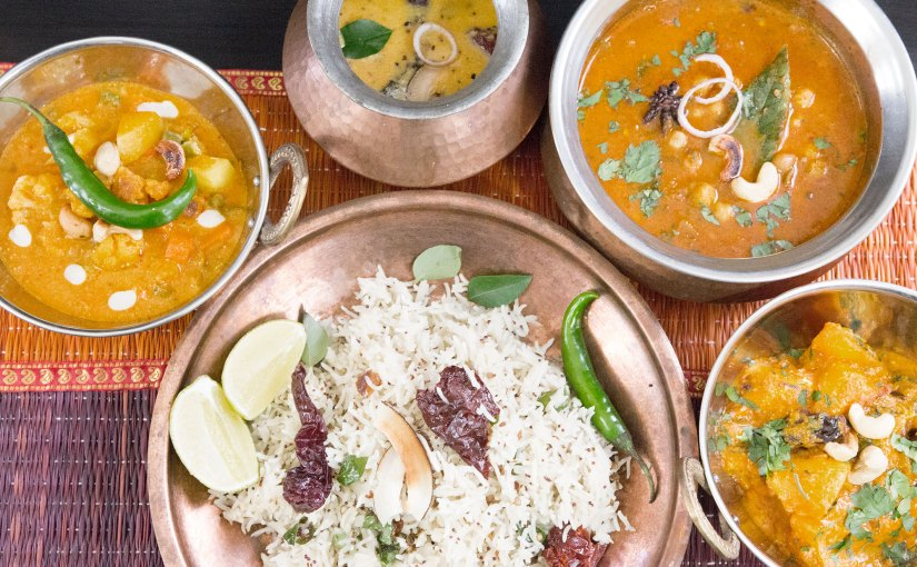 Indian Feast – 5 Days, 5 Ways Meal Plan