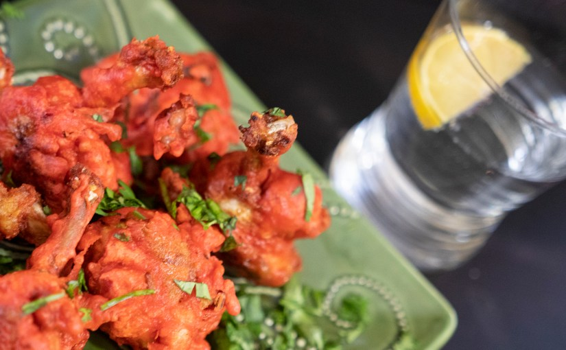Chicken Lollipop – Crispy Chicken Wings in a Lollipop shape