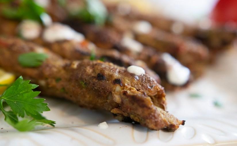 Iraqi Kebabs