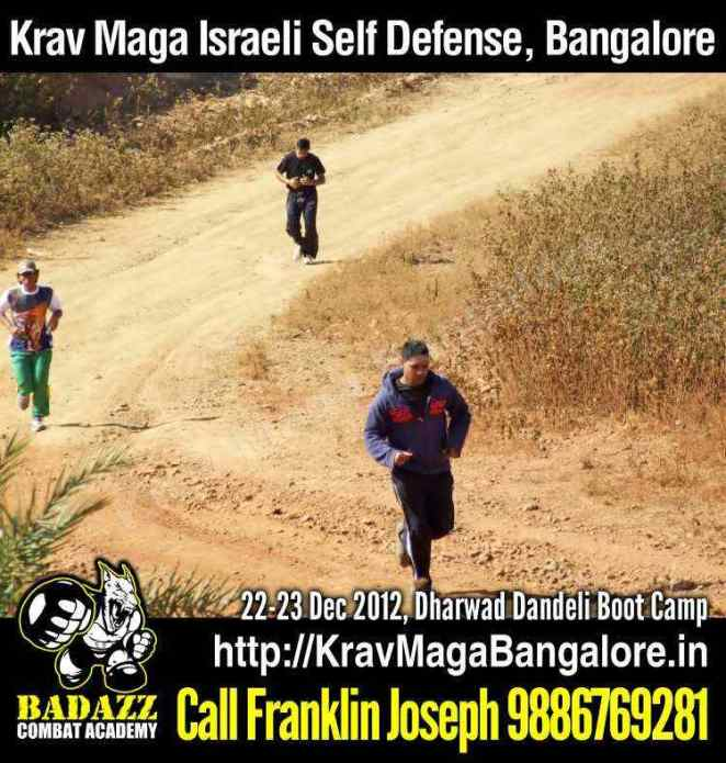 Dharwad-Dandeli Boot Camp