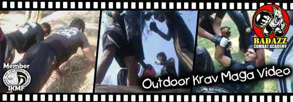 Outdoor Krav_Maga Training