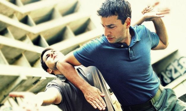 Human weak points for self-defense everyboby should know