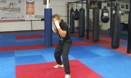 Shadow boxing drills