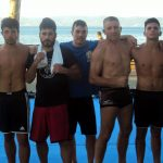 3° Summer  Camp 2015 MMA TRAINING Capodimonte