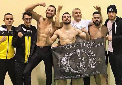 Triplice vittoria al Setia Fight Night