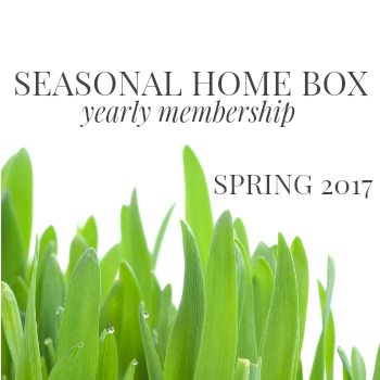 seasonal home box yearly membership #kraylfunch spring 2017 350x