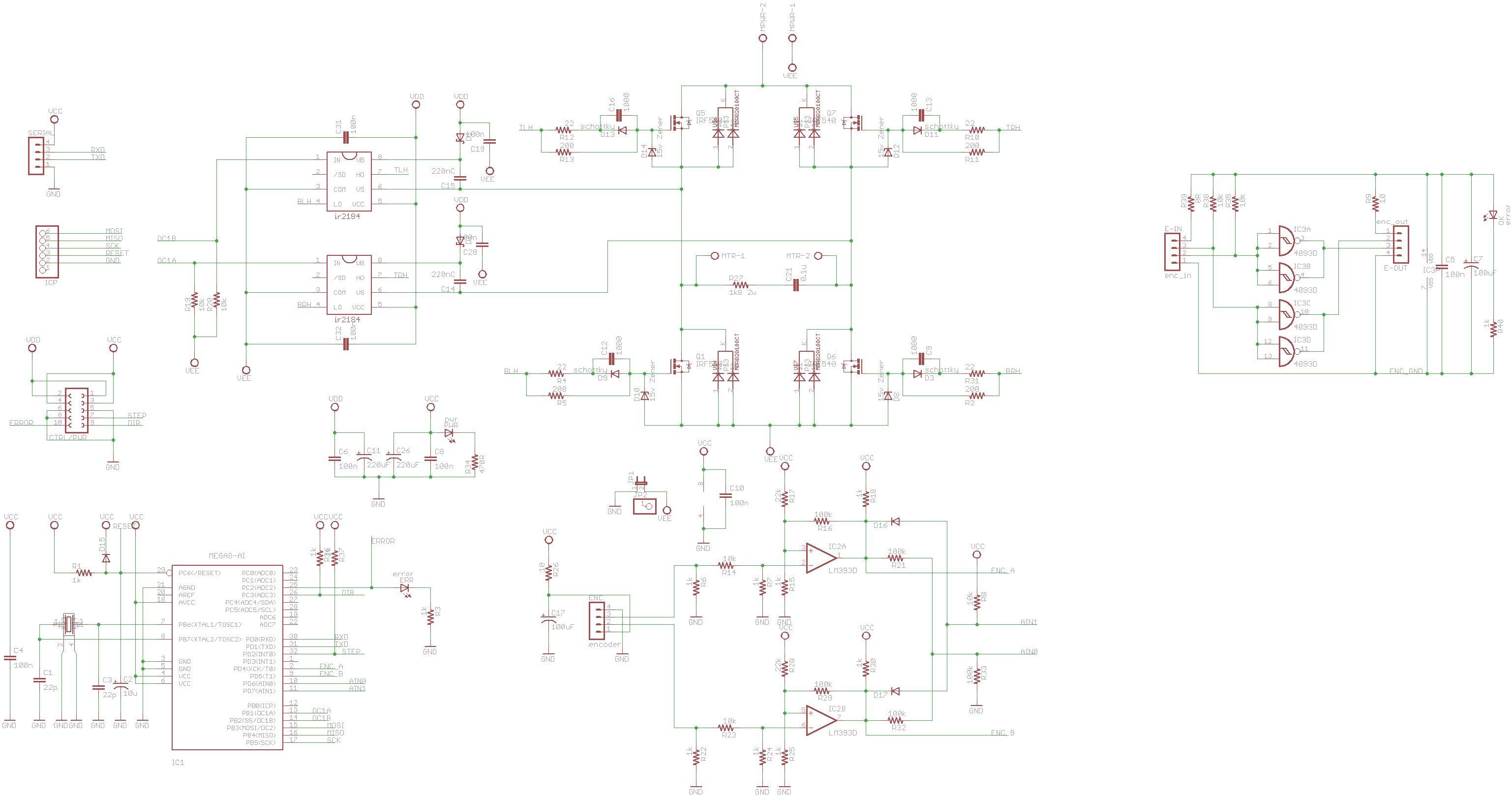 Krazatchu Design Systems Dc Servo Drive