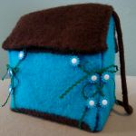Felted Dollhouse