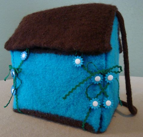 knit felted dollhouse pattern 1