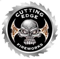 Cutting Edge Fireworks logo