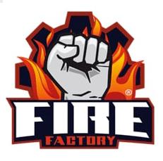 Fire Factory Fireworks Logo