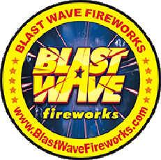 Blast Wave Fireworks Logo