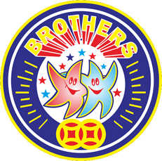 Brothers Fireworks Logo