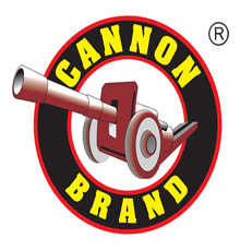 Cannon Brand Fireworks Logo