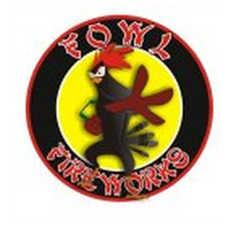 Fowl Fireworks Logo