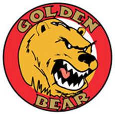 Golden Bear Fireworks Logo