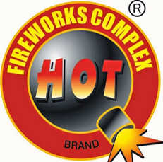 Hot Fireworks Logo