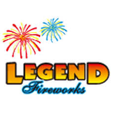 Legend Fireworks Logo
