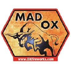 Mad Ox Fireworks Logo