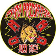 Pyro Predator Fireworks Logo