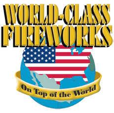 World Class Fireworks Logo