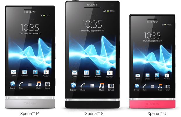 Sony Xperia Series