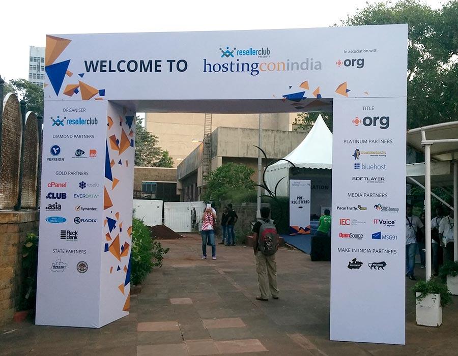 HostingCon Mumbai 2015