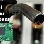 Fuel Saver system using a microcontroller