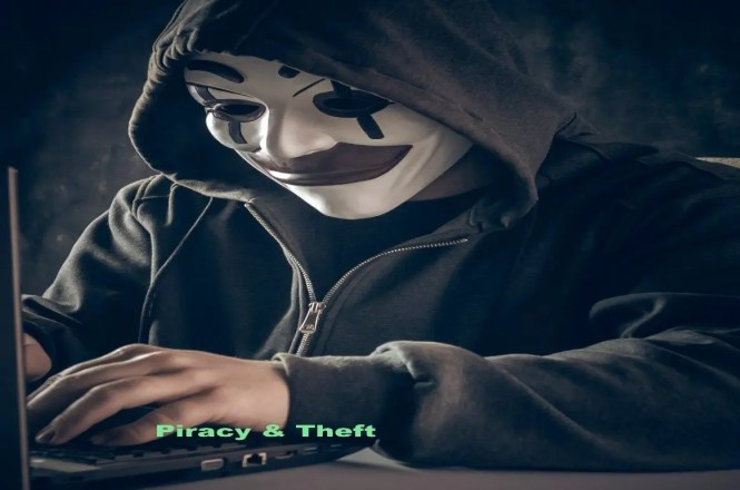 Piracy and theft in cybercrime