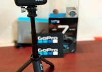 GoPro 7 Black - one of the well known Action Camera