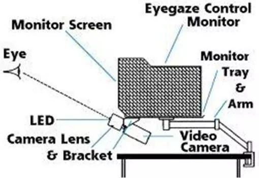 Working of Eyegaze System