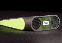Solar powered speaker - Eton Rugged Rukus