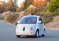 Googles Driver less car