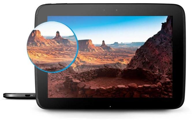 Samsung Google NEXUS 10 picture - camera quality
