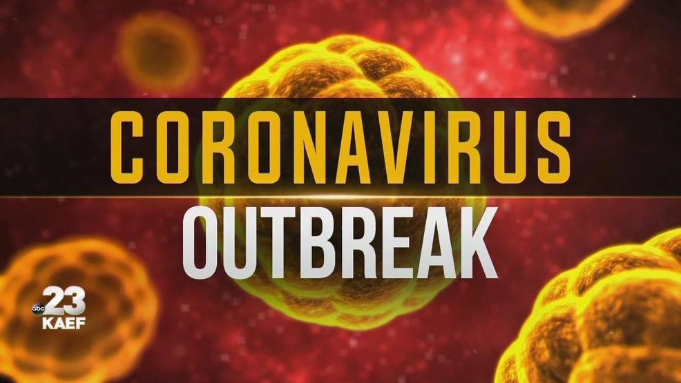 Track the Coronavirus with this interactive map | KRCR