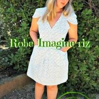 La robe Imagine-riz !