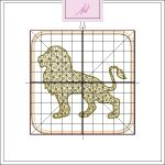Freebie Friday ITH Lion Coaster