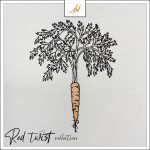 Red Twist collection – Carrot