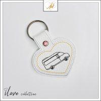 ITH ilove my Motorhome key fob
