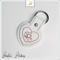 Freebie Friday ITH ilove Canada key fob