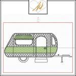 Red Twist collection – Caravan