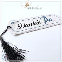 ITH Dankie Pa Bookmark
