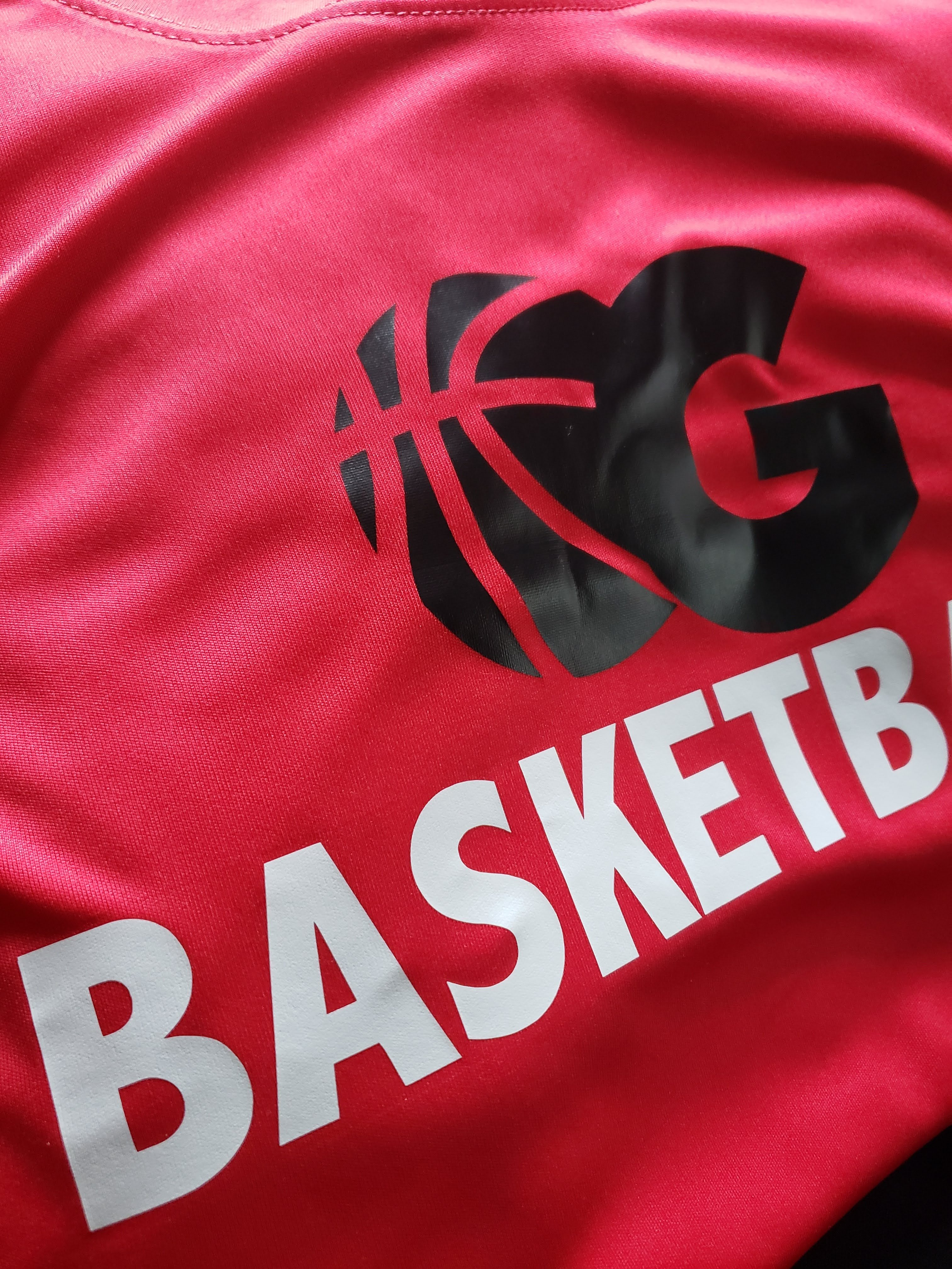 OG Basketball with heat transfer service