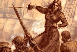 Жіноча історія піратської справи