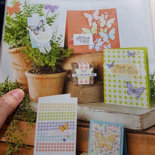 Stampin'Up!, Frühjahr-Sommer-Katalog Seite 34