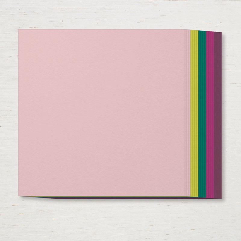 30,5 x 30,5 cm Farbkarton In Color 2017-2019, 145453, 14,50 €