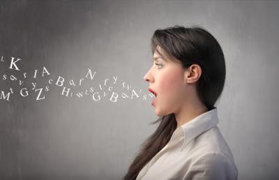 THE POWER OF SPOKEN WORDS